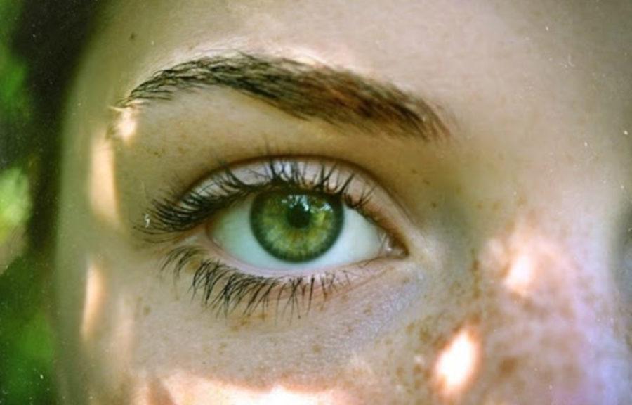 Зелені очі