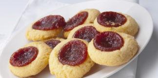 Пісочне печиво з повидлом рецепт