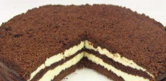 Сирний торт без випічки