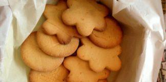 Печиво до чаю за 10 хвилин