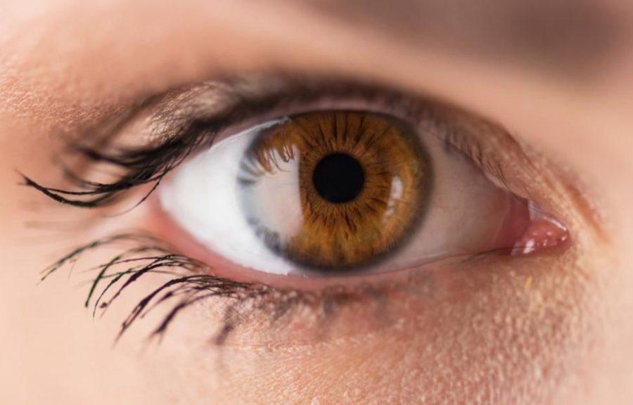 Карі очі