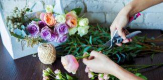 Зберігання свіжих квітів