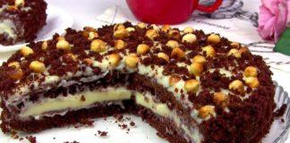 Торт із трьох інгредієнтів