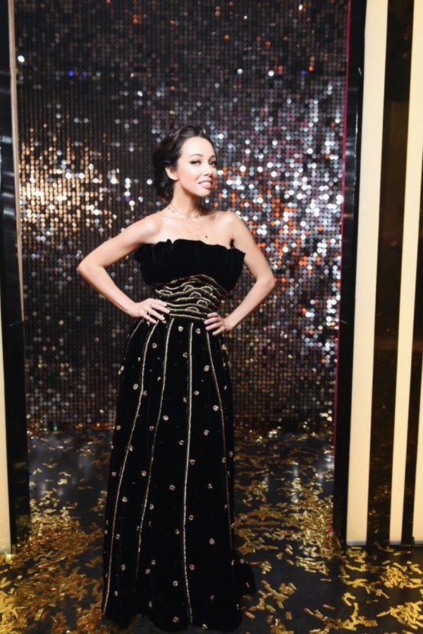 Катерина Кухар в сукні від Dior