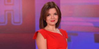 Телеведуча Марічка Падалко