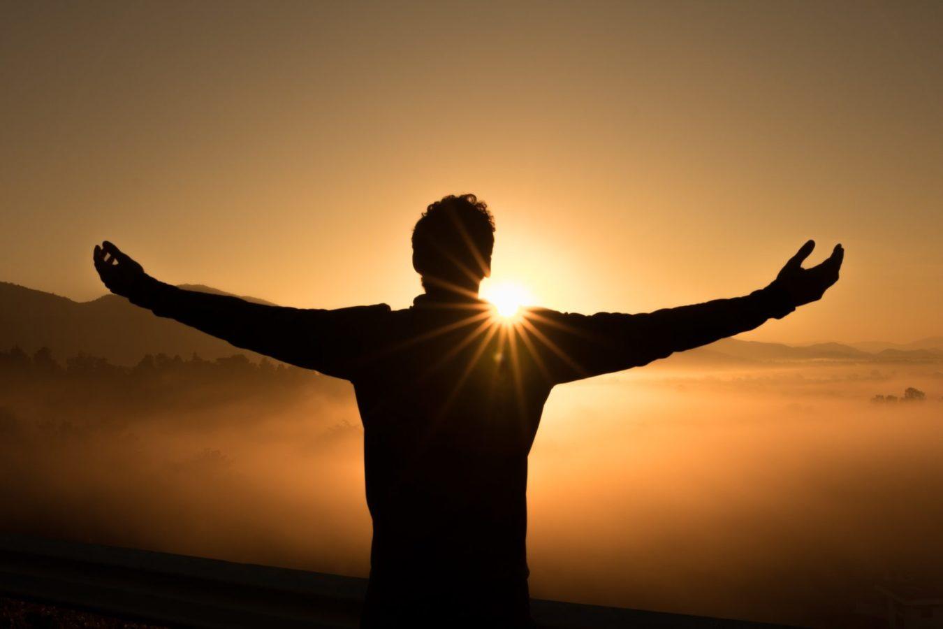 Молитва як мото нащодень
