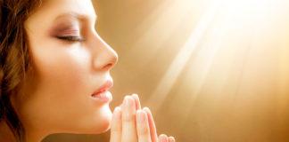 Людина у молитві