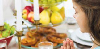 Молитва перед їжею