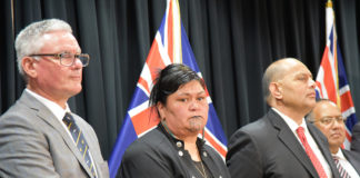 Нана Махутов, міністр закордонних справ Нової Зеландії
