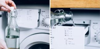 Використання оцту у пранні