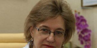 Ольга Голубовська, лікарка-інфекціоністка