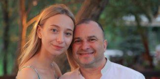 Катерина Реп'яхова з чоловіком Віктором Павліком