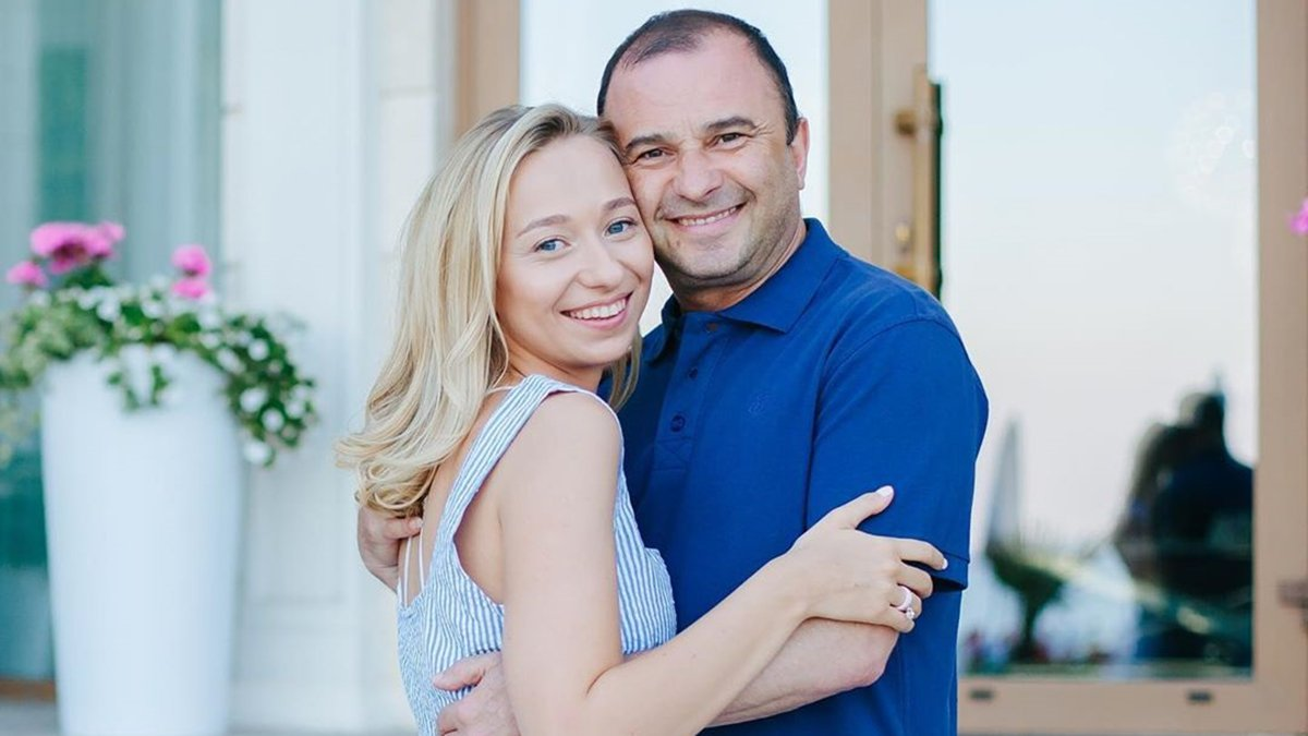 Віктор Павлік і Катерина Реп'яхова