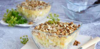 Салат з анансами рецепт