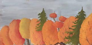 Малюнок учасниці художнього відділу