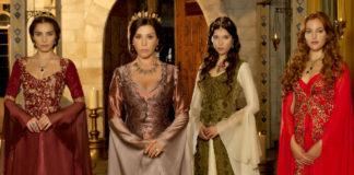 Кохані дружини султана Сулеймана
