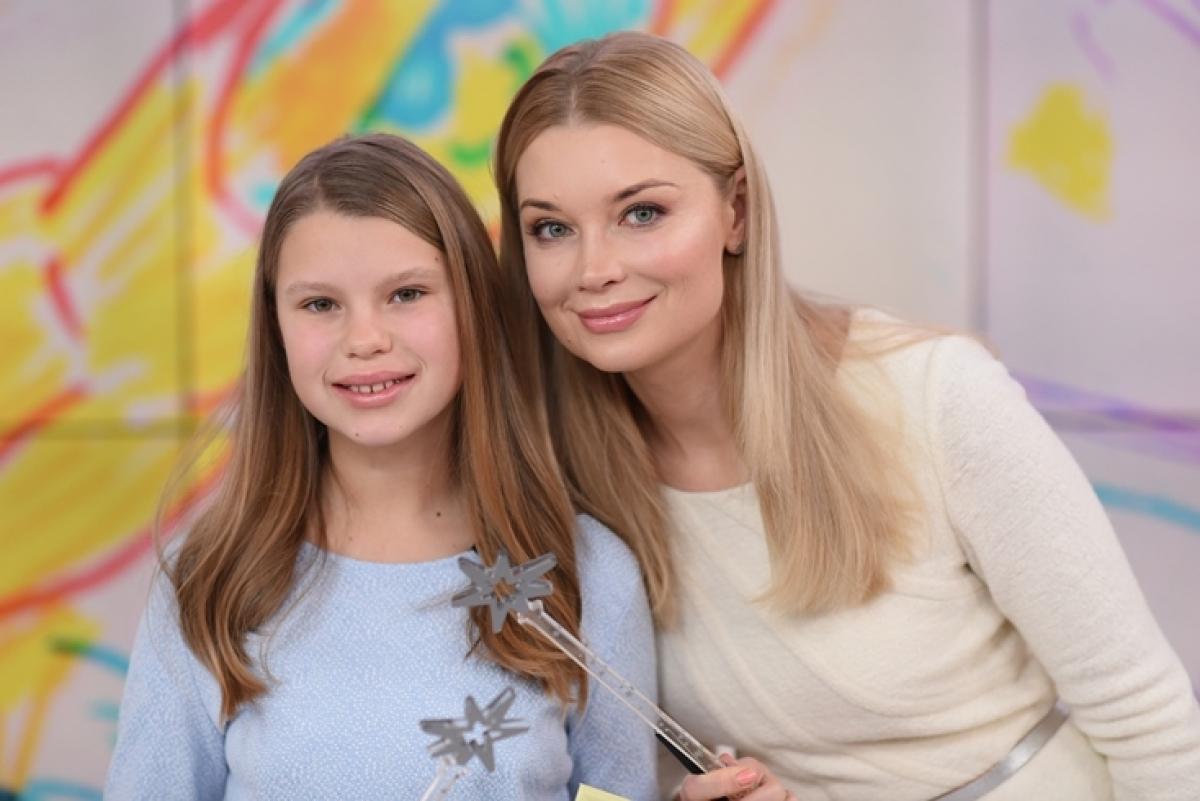 Лідія Таран з дочкою Василиною