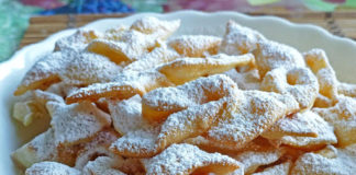 Печиво Хрустики рецепт