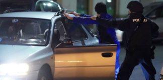 Поліція проводить операцію із затримання нападників