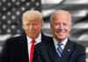 Кандидати на пост Президента США Джо Байден і Дональд Трамп