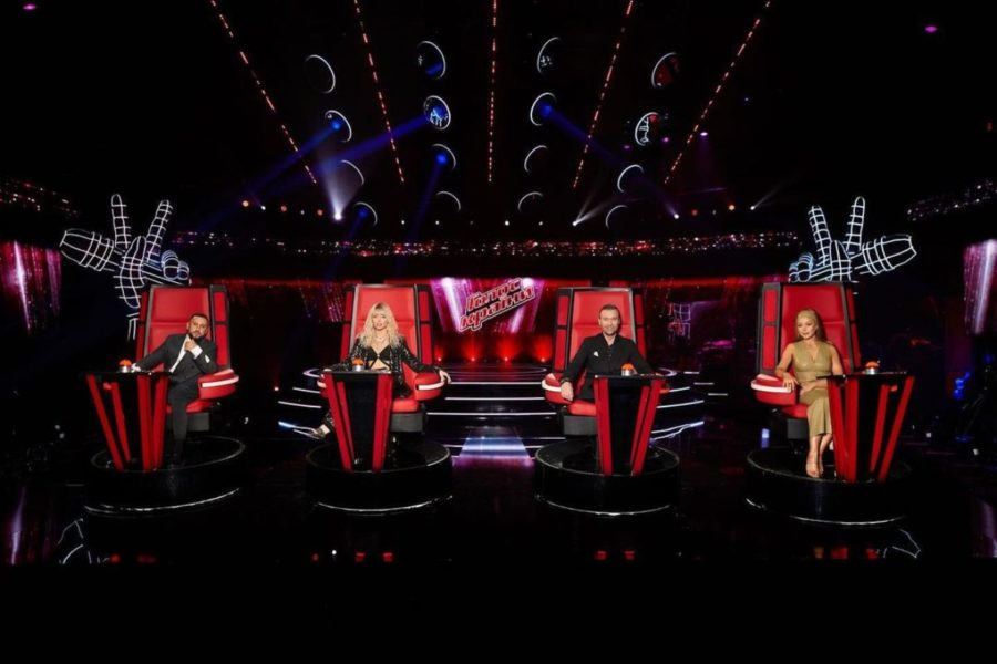 Зіркові судді популярного шоу Голос країни