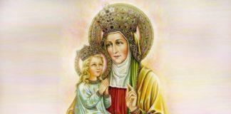 Свята праведна Анна - мати Богородиці