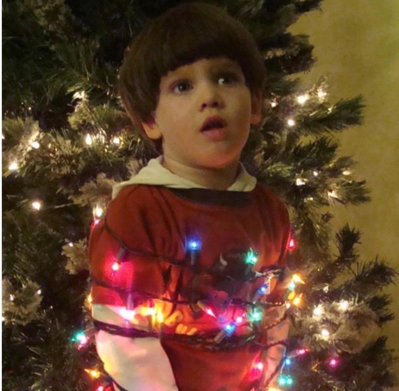 Нарядили найкращу новорічну ялинку