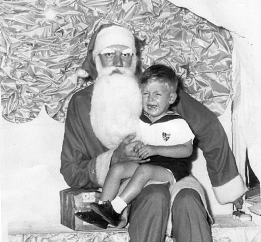 Діти люблять Діда Мороза