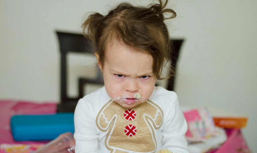 Злий імбирний малюк