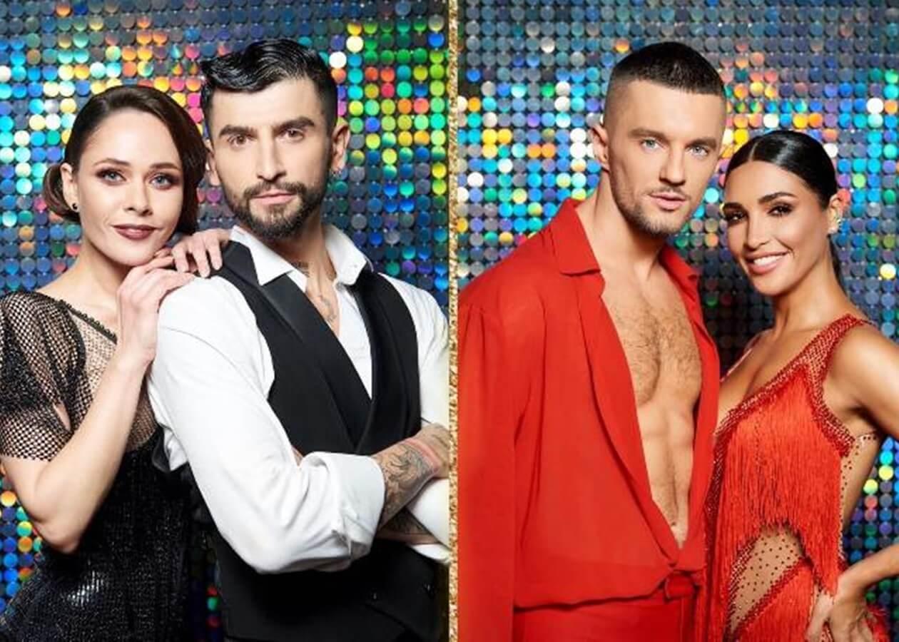 Пари-переможниці 7-го сезону Танців з зірками