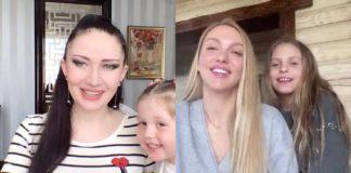 Діти Дмитра Гордона і Олі Полякової