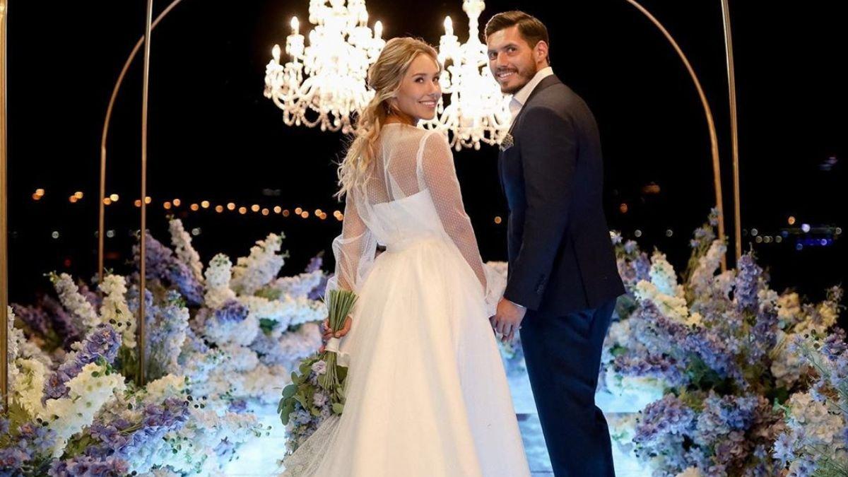 Весілля Нікіти Добриніна та Даші Квіткової