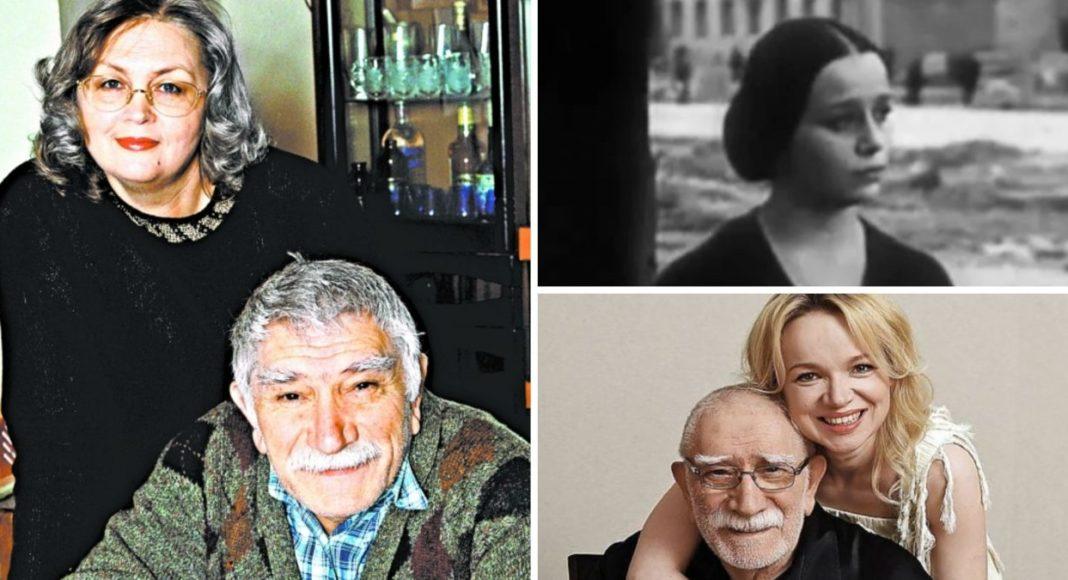 Армен Джигарханян і його жінки