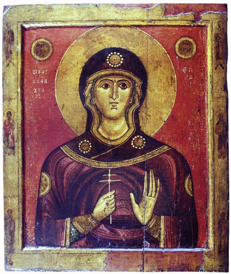 Ікона мучениці Іуліанії