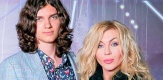 Ірина Білик та її старший син
