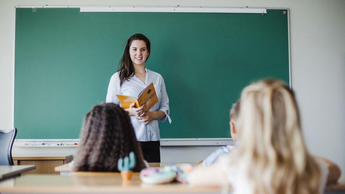 Професія вчителя - непроста