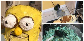 Кумедні кулінарні невдачі