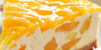 Сирний десерт - рецепт