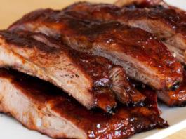 Рецепт ніжного м'яса