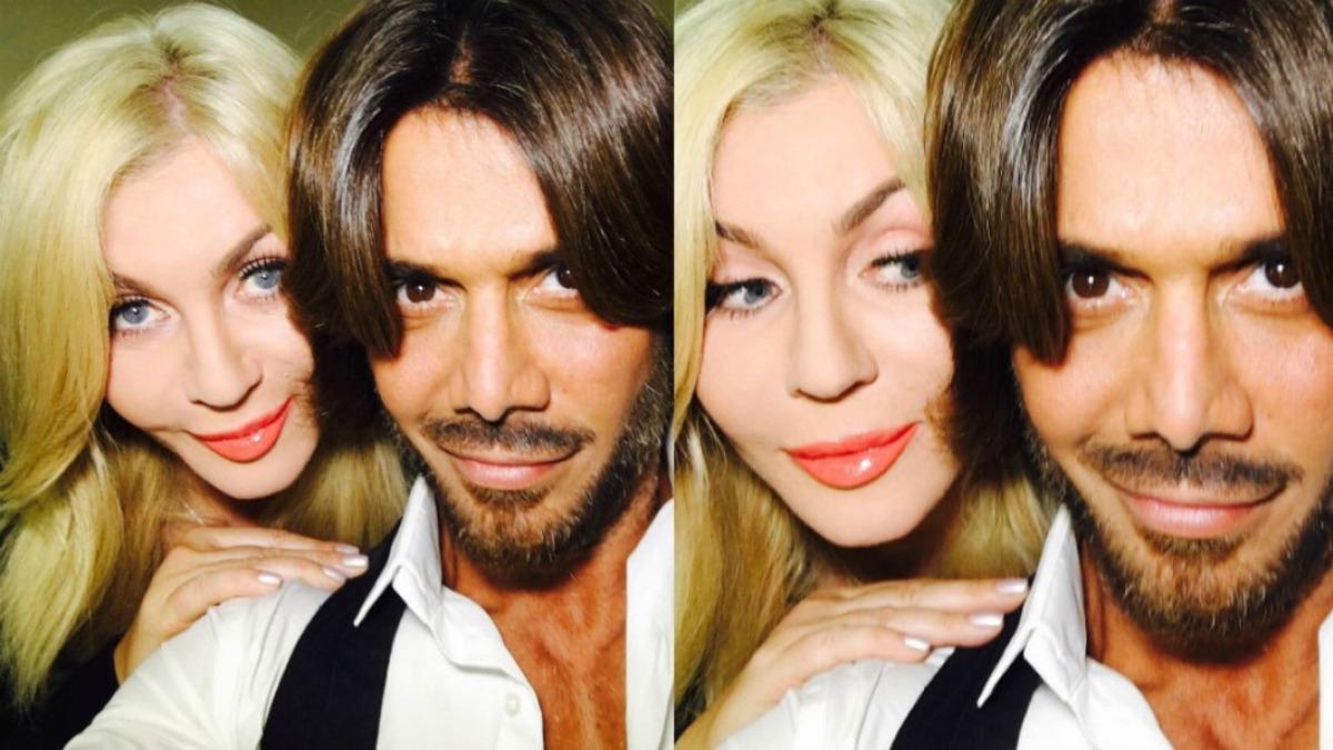 Ірина Білик зі своїм чоловіком Асланом