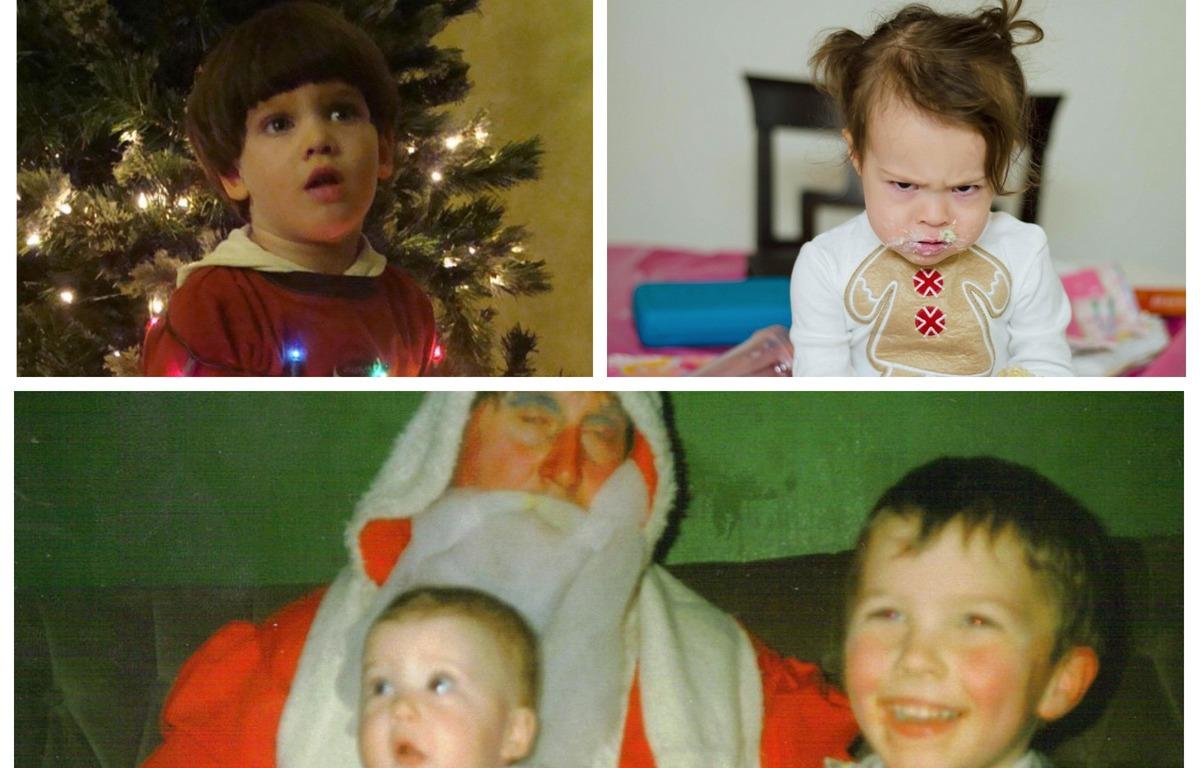 Кумедні новорічні фото