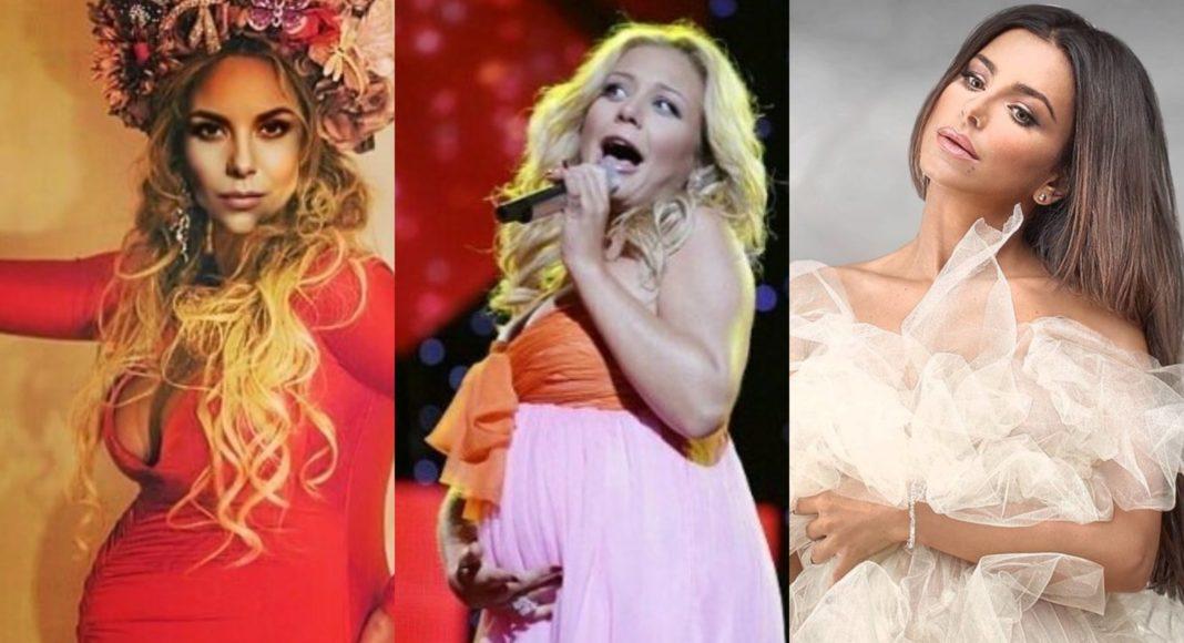 Зірковий бебі-бум 2021: Настя Каменських, Тіна Кароль і Ані Лорак народжуватимуть в наступному році