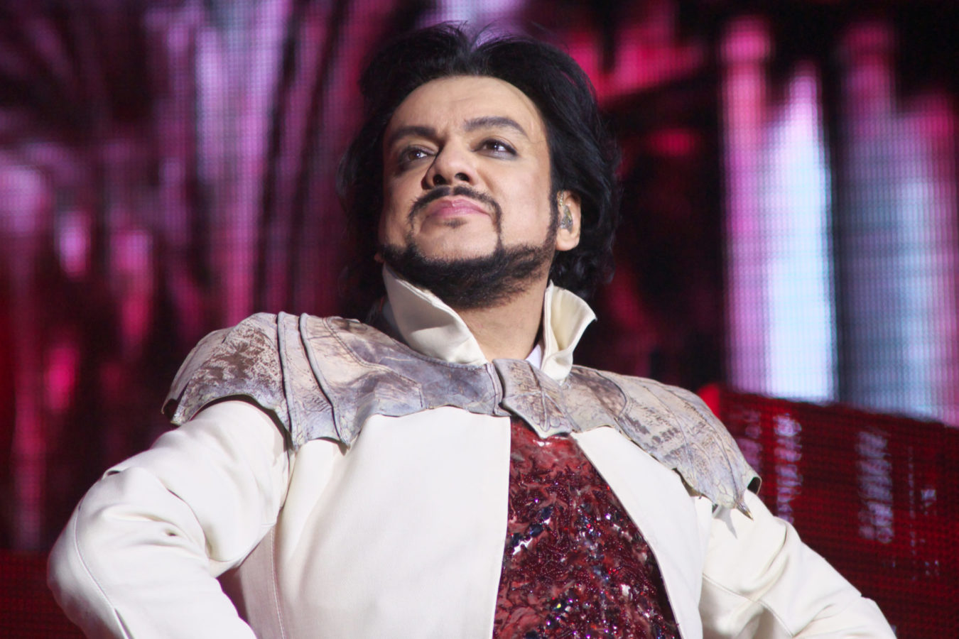 Кіркоров - не дарма король поп-сцени