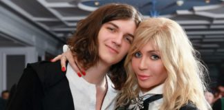 Ірина зі старшим сином