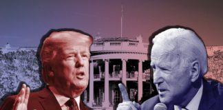 Джо Байден і Дональд Трамп