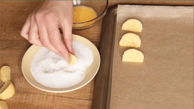 Рецепт приготування смачного печива мандаринові дольки