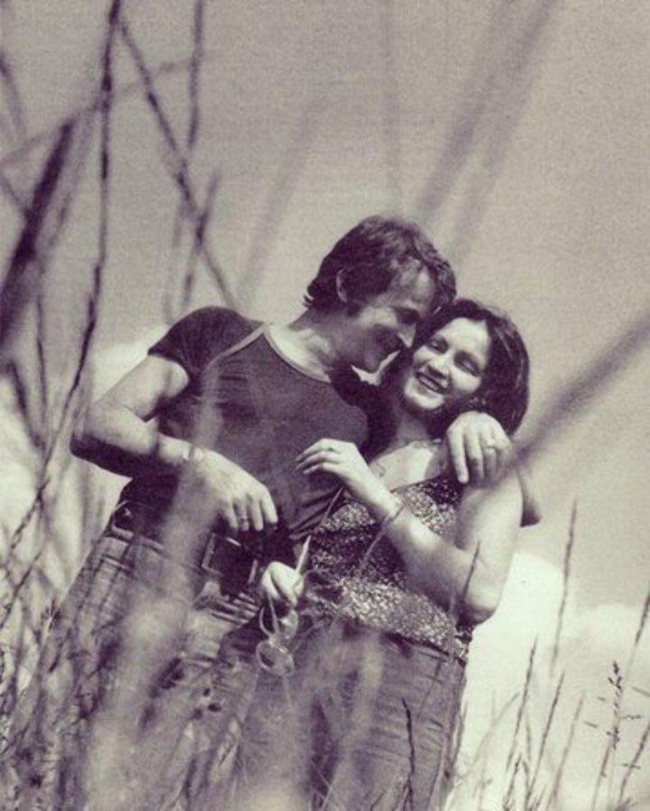 Софія Ротару з чоловіком