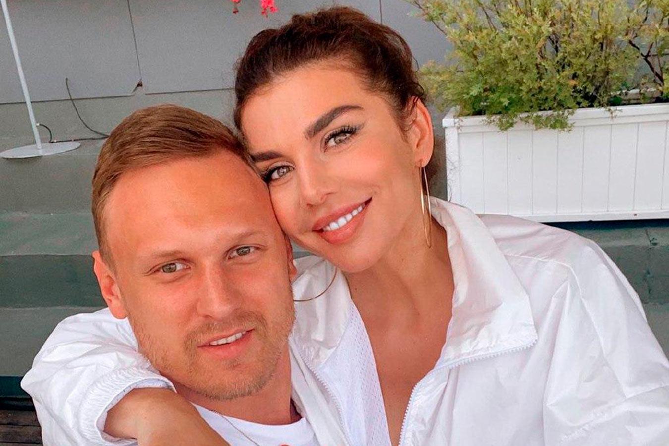 Анна Сєдокова і Яніс Тімма