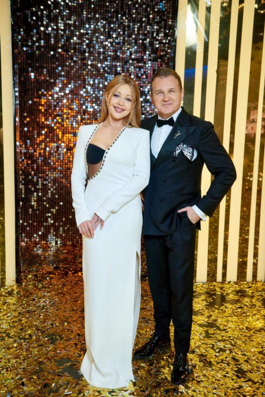Тіна Кароль і Юрій Горбунов на Танцях з зірками