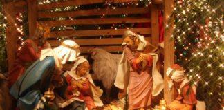 Експозиція приурочена до Різдва Христова